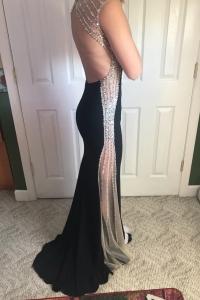 Size 2 Jovani Prom Dress for sale New Jersey