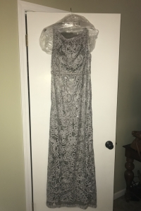 Size 10  Wedding Dress for sale in  Georgia