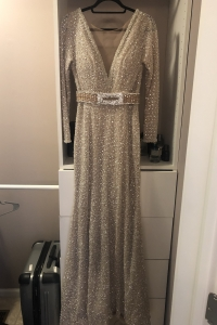 Size 8 Yolanda Couture Dress for sale in Detroit Michigan