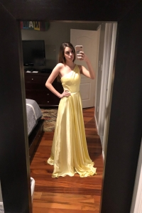Size 0 Sherri Hill Prom Dress for sale in  Maryland