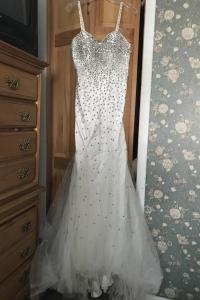 Size 4 Jovani Wedding Dress for sale New York
