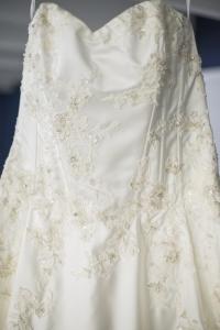 Size 12 David's Bridal Wedding Dress for sale in Orlando Florida