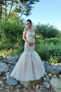Size 4 Sherri Hill Prom Dress for sale in Boston Massachusetts