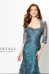 Size 12 Mon Cheri Dress for sale in  Illinois