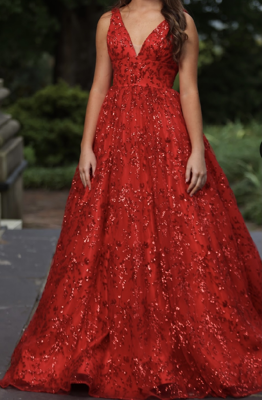 Size 0 Sherri Hill Prom Dress for sale in  Mississippi